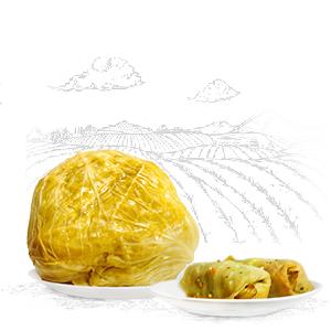 Charsznicka kapusta kiszona gołąbkowa